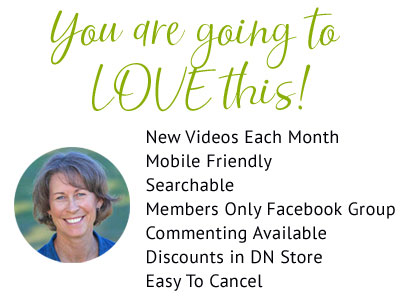 Subscribe to the Dressage Naturally Video Classroom